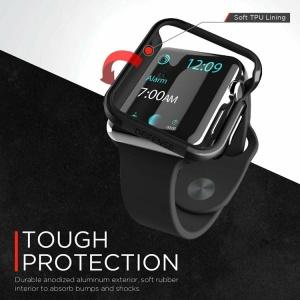 Ốp viền Defense Edge cho Apple Watch (X-Doria chính hãng)